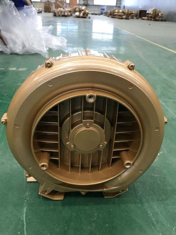 1.3KW Explosion Proof Blower , Single Stage Vacuum Pump High Airflow Volume